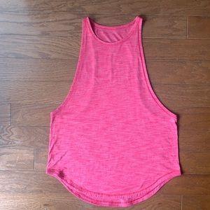 lululemon | High Neck Tank Top Pink
